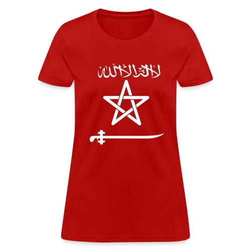 Women's Official New Moors Banner  - Women's T-Shirt