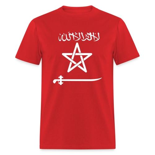 Men's New Moors Banner T-shirt - Men's T-Shirt