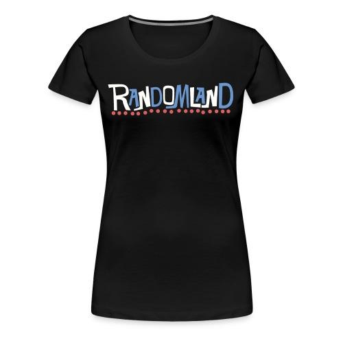 cfpw - Women's Premium T-Shirt