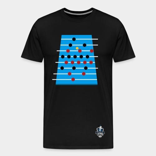 Fireball table tshirt - men's - Men's Premium T-Shirt