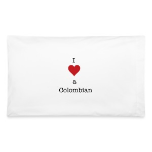 I love a Colombian - Pillowcase