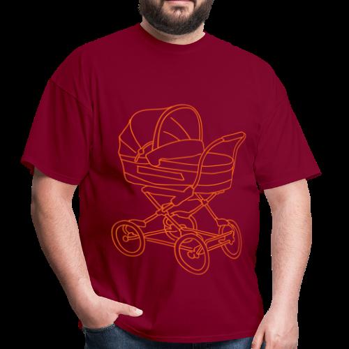 Baby stroller - Men's T-Shirt