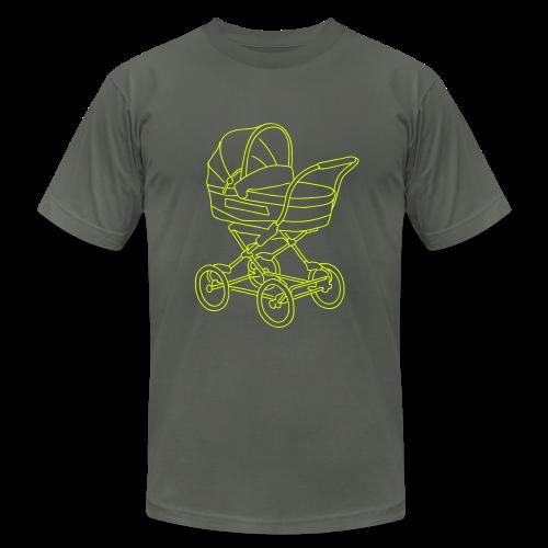 Baby stroller - Men's Fine Jersey T-Shirt
