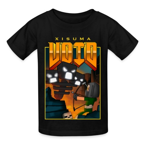 DOOMVOID II WITHER ON EARTH (KIDS) - Kids' T-Shirt