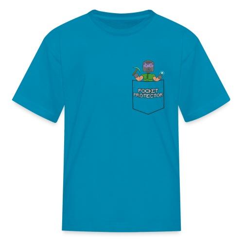 POCKET PROTECTOR (KIDS) - Kids' T-Shirt