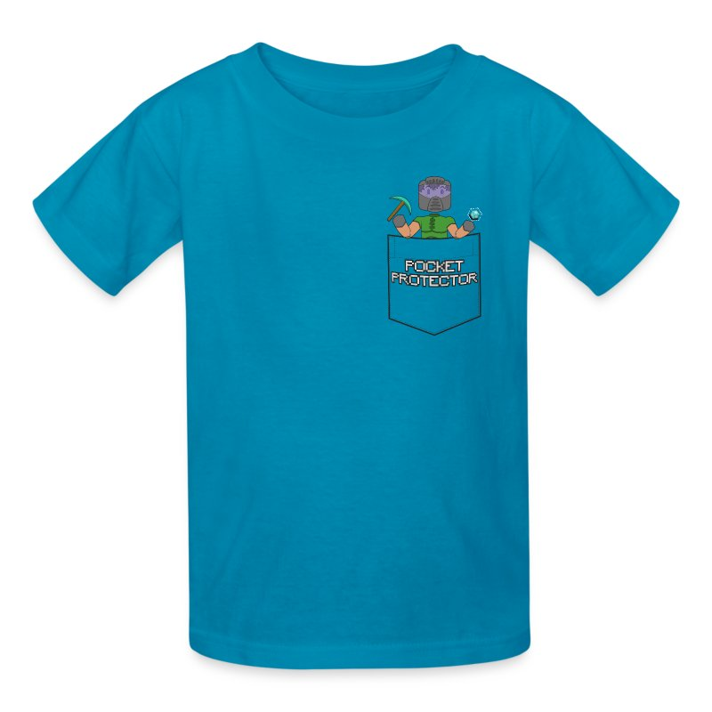 POCKET PROTECTOR (KIDS) - Kids' T-Shirt