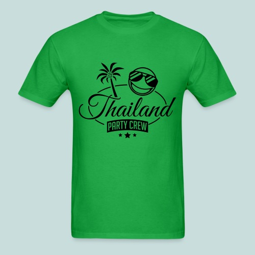 Thailand Party Crew T-Shirt - Men's T-Shirt