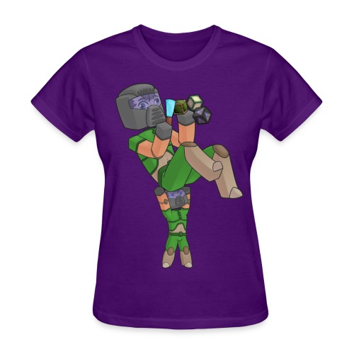 MINI X (WOMENS) - Women's T-Shirt