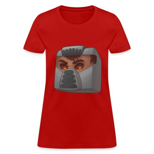 EVIL X (WOMENS) - Women's T-Shirt