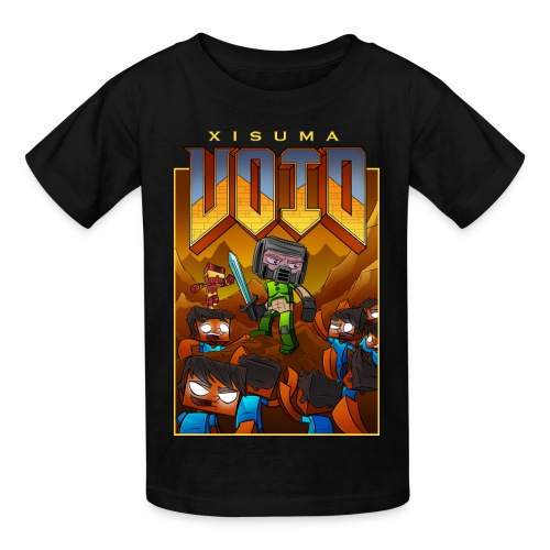 DOOMVOID (KIDS) - Kids' T-Shirt
