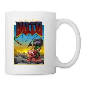 DOOMVOID III WASTELANDS (MUG) - Coffee/Tea Mug