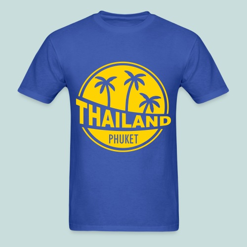 Thailand - Phuket T-Shirt - Men's T-Shirt