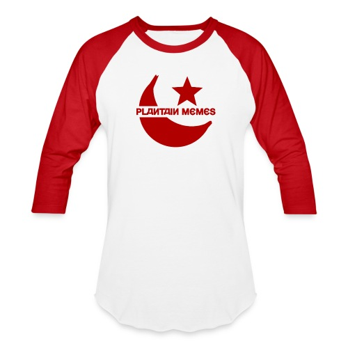 Plantain Memes Quarter Sleeve Shirt - Baseball T-Shirt