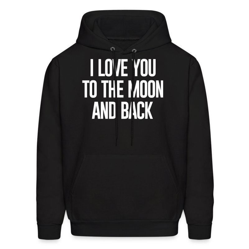 But, for those of us who suffer from Baby/Mommy Brain, saying, 'I love you to the moon and back,' is much easier to remember than saying, 'I love you , kilometers!' which doesn't exactly roll .