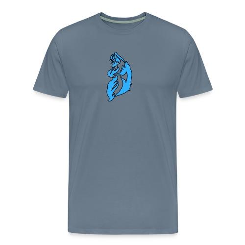 NitroLlama Logo T-Shirt - Men's Premium T-Shirt