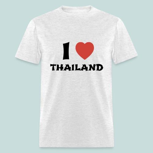I Love Thailand - Men's T-Shirt - Men's T-Shirt