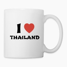 I Love Thailand Mugs & Drinkware