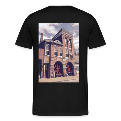 Firehouse Antiques - Men's Premium T-Shirt