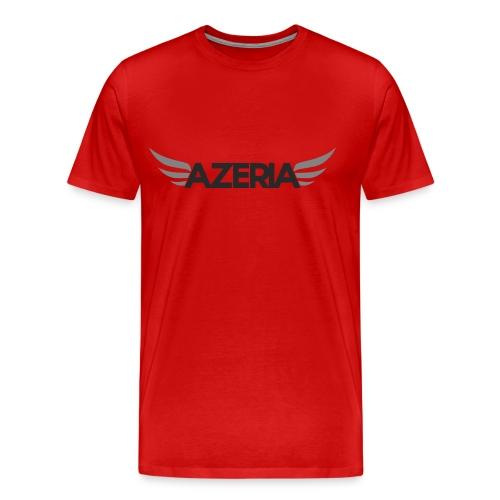 Azeria 'WING TSHIRT' Design - Men's Premium T-Shirt