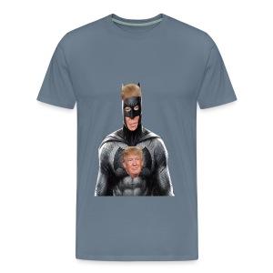 BATTRUMP SHIRT - Men's Premium T-Shirt