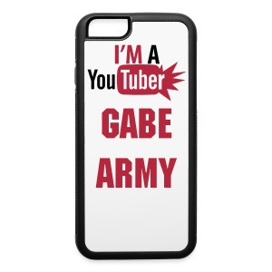 GABE ARMY iPhone 6/6s Rubber Case - iPhone 6/6s Rubber Case