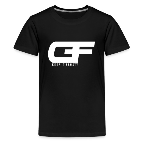 GameFlaws Logo Tee - Kids - Kids' Premium T-Shirt