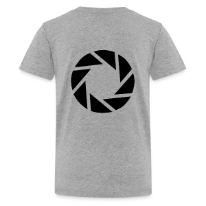 Kids' Aperture Science Tee - Kids' Premium T-Shirt