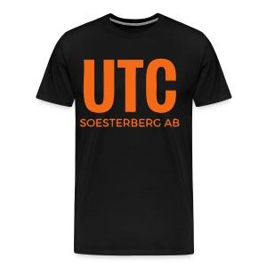 Airport Code - Soesterberg - Men's Premium T-Shirt
