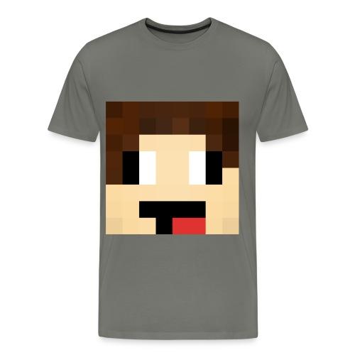 Derp Face Men's - Men's Premium T-Shirt