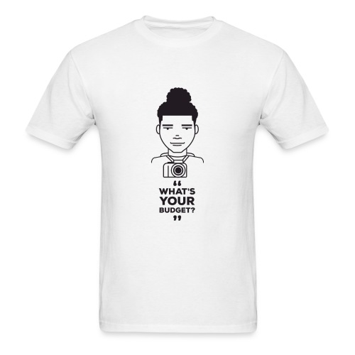 What's Your Budget? Unisex - Men's T-Shirt