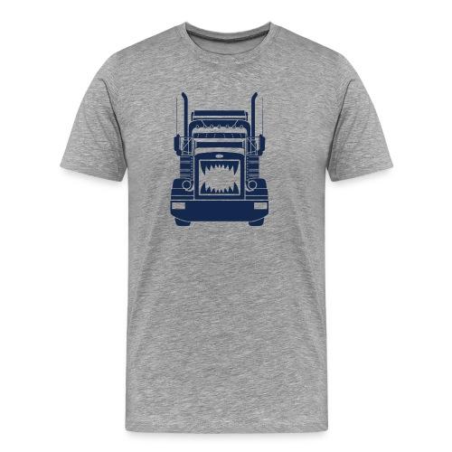 Trucker Teeth - Men's Premium T-Shirt
