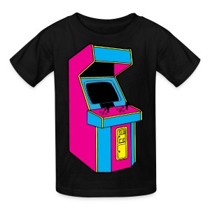 CMYK Stand up Arcade Game - Kids' T-Shirt