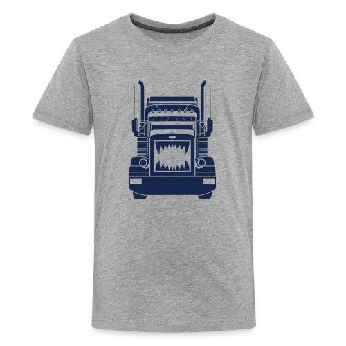 Trucker Teeth - Kids' Premium T-Shirt