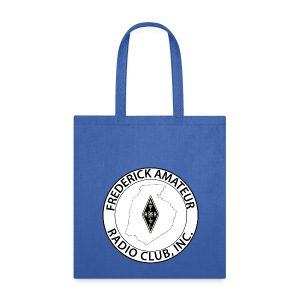 FARC Logo Tote Bad Royal Blue - Tote Bag