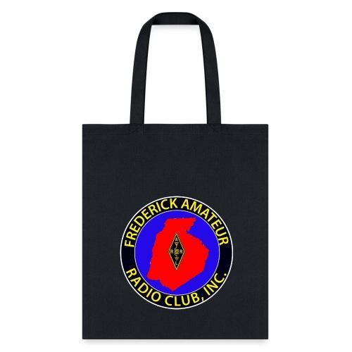 FARC Logo Tote Bag Black - Tote Bag