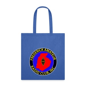 FARC Logo Tote Bag Royal Blue - Tote Bag