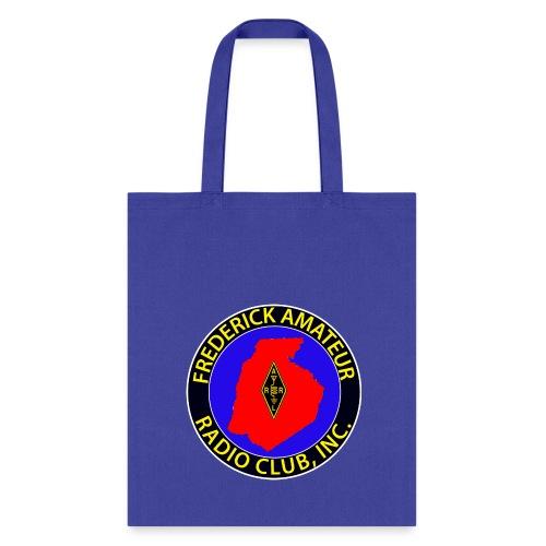 FARC Logo Tote Bag Royal Blue - Tote Bag