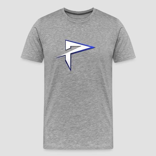 Pyrrhic T- Shirt - Grey - Mens - Men's Premium T-Shirt