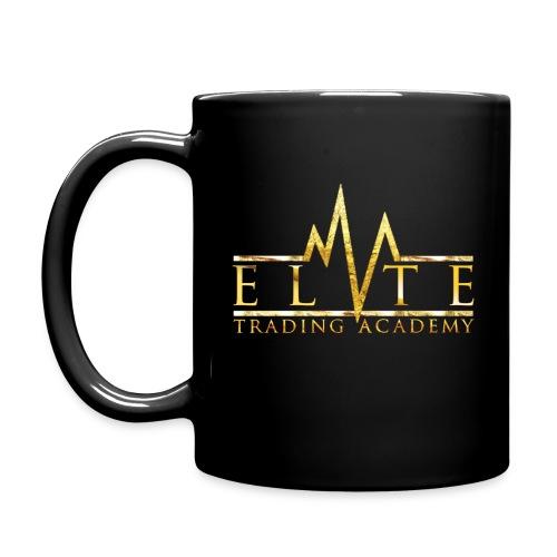 Elite Trading Mug - BLACK - Full Color Mug