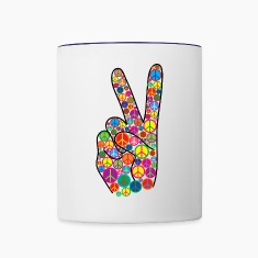 Peace Mugs & Drinkware