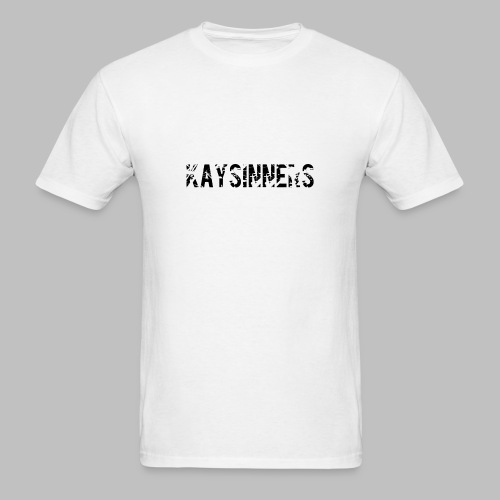 White Kaysinners T - Men's - Men's T-Shirt
