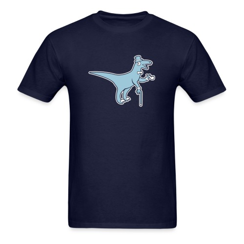 [sirvelociraptor] - Men's T-Shirt