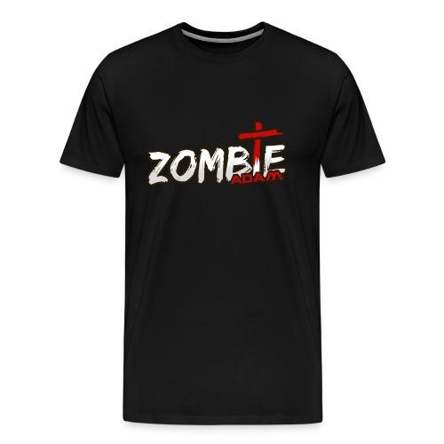 Zombie Adam Original Tee - Men's Premium T-Shirt