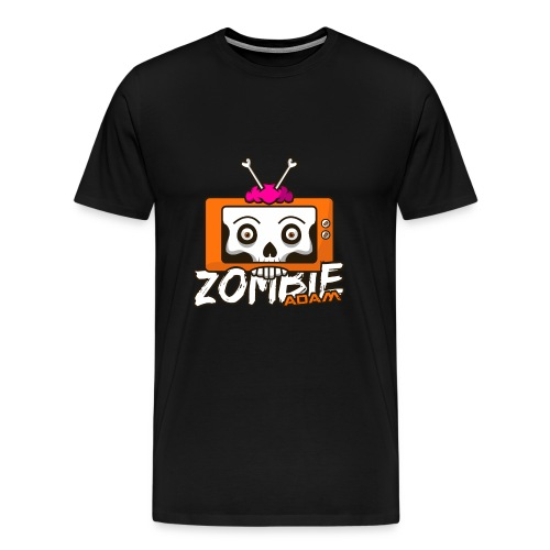 Zombie Adam Original Tee - Men's Premium T-Shirt