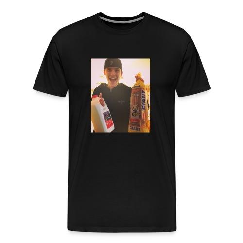 Milk and Bread - Men's Premium T-Shirt