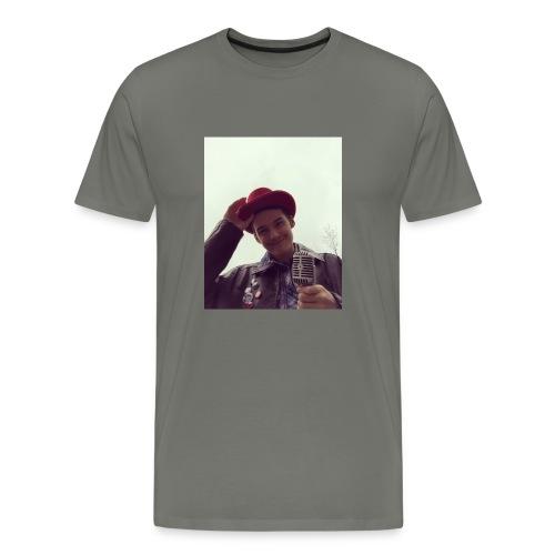 Hazard Skyline - Men's Premium T-Shirt