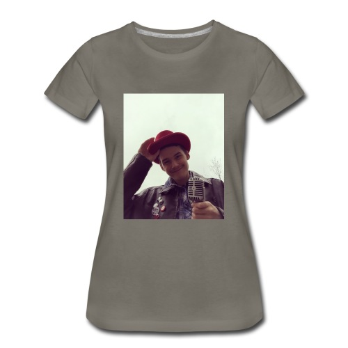 Hazard Skyline Women's Shirt - Women's Premium T-Shirt