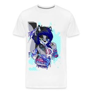 Eyeball Gore - Men's Premium T-Shirt