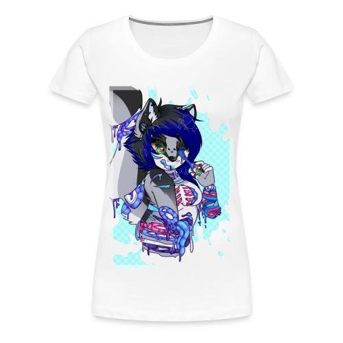 Eyeball Gore - Women's Premium T-Shirt