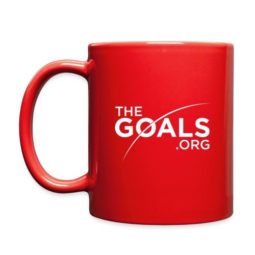 TheGoals.org mug - Full Color Mug